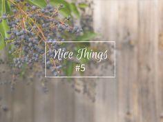 Nice Things #5   birdandfox #nicethings #ontheblog #blogging #blogpost #birdandfox
