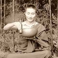 Tibetan Singing Bowl History, An Interview with Lama Lobsang Leshe