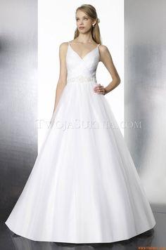 Vestidos de noiva Moonlight T581 Spring 2013