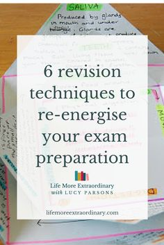 As revision goes on week-after-week, you can begin to feel a bit stale. Try some new and interesting revision techniques to re-energise your exam prep. Revision Games, Science Revision, Gcse Geography Revision, Gcse Revision, School Study Tips, School Tips, School Ideas, Retrieval Practice, Revision Techniques