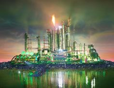 Landscape – David LaChapelle   One360.eu