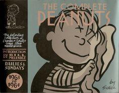 1964: Charles Schulz, Peanuts