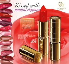 Giordani Gold Jewel Lipstick - The intensity of the lipstick is fabulous. All shades are awesome exclusive to #oriflame #giordanigold #oriflameng #oriflamenigeria #oriflameinnigeria #lipstick #oriflamecosmetics Need to place an order, ask us for a catalogue