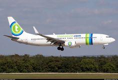 F-GZHA Transavia France Boeing 737-8GJ(WL)