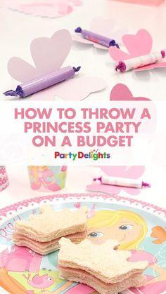 Das ist wirklich eine super schöne Idee für die nächste Prinzessin-Party. Vielen Dank dafür Dein blog.balloonas.com #kindergeburtstag #motto #mottoparty #party #kinder #geburtstag #prinzessin #princess #spiele #games #food #cupcake #backen