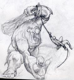 Ciclope vs Kratos