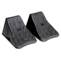 Kit de cuñas plásticas (2). No incluyen portacuñas. Terminación: Negro