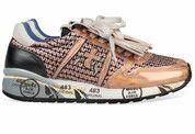 Roze Premiata schoenen Lulu sneakers