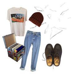 """""""#1"""" by frankwizard ❤ liked on Polyvore featuring Prada, Dr. Martens and Wigwam"""