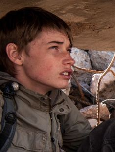 Jacob Lofland as Aris