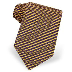 Yellow Cab Tie by Alynn Novelty