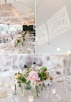 reception decor ideas @weddingchicks