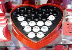 What did you get this Valentines Day? We'd love this gift!    www.getintogolf.org