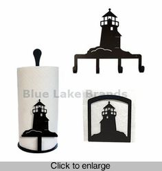 Lighthouse Decorations   TerrysVillage.com | Lakehouse Decor | Pinterest |  Lighthouse, Decoration And Lighthouse Bathroom