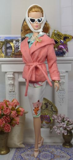 Coral Cats for Silkstone Barbie