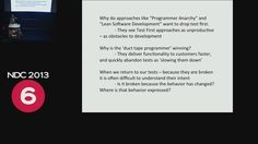 Ian Cooper - TDD, Where did it all Go Wrong? (NDC 2013)