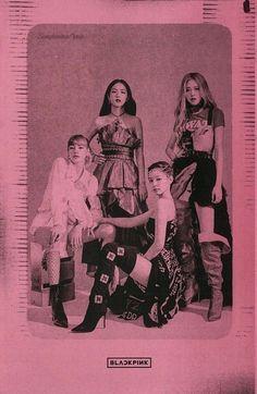 Blackpink Poster, Poster Prints, Album Blackpink, Kpop Posters, Black Pink Kpop, Estilo Anime, Blackpink Photos, Blackpink Fashion, Jennie Blackpink