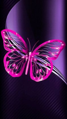 Butterfly Wallpaper, All Things Purple, Neon Signs, Elegant, Beautiful, Butterflies, Wallpapers, Classy, Butterfly