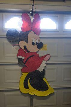 "Photo 11 of 53: Minnie Mouse / Birthday ""Meeska, Mooska, Abby Turned TWO-ska!"" | Catch My Party"