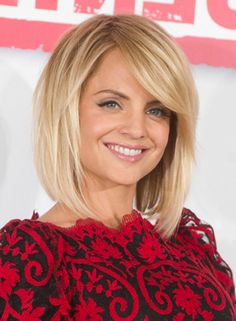 hairstyles for thin straight hair 2014