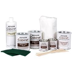 Rust-Oleum Transformations Dark Color Cabinet Kit - The Home Depot