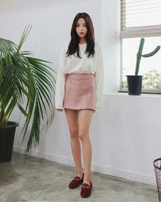 Winter Skirt Pants