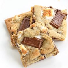 S'mores cookies. Yummy!