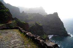 Paúl & Fontainhas, Cape Verde.