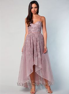 d353a5787363 Pre-Order Happiness Forgets Gown. A gorgeous hi-lo dress by Grace &