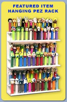 Pez Store for Collectors * Lord of the Rings, Chuck E. Cheese, Disney Cuties, PIRATES of the CARRIBBEAN Pez, Buzz, Nemo, Pink Panther, Body Parts, Winx Club, [SECURE ON-LINE ORDERING]