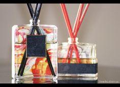 DIY: make use of perfume bottles