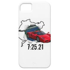Ring Masters: 2002 Enzo iPhone SE/5/5s Case
