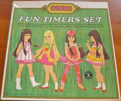 Vintage Barbie Chris Funtimers Gift Set Very RARE NRFP | eBay