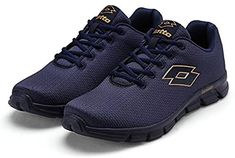 Lotto Men's Vertigo Navy Running Shoes