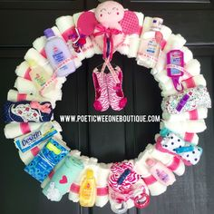 The Ultimate Diaper Wreath Girl sassy & Sweet Coming soon…