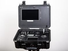 Drones video Groundstation Omega  www.horusdynamics.com