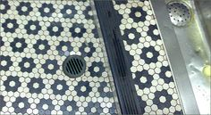 hex tiles floors - Google Search