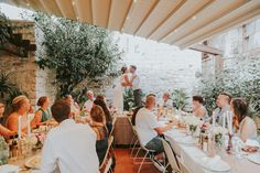 Intimate Croatian Wedding, Wedding Planner in Croatia: Weddings in Split Croatian Wedding, Wedding Planner, Wedding Venues, Table Decorations, Outdoor, Weddings, Home Decor, Wedding Planer, Wedding Reception Venues