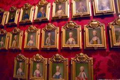 La familia de Maria Teresa de Austria