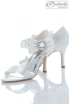 Lorraine - Bridal Shoes - Anella Wedding Shoes | Olivelli Elegant Wedding & Evening Dress Boutique