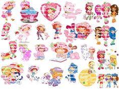 95 Strawberry Shortcake and Friends clipart by SouthernMomsDesign  https://www.etsy.com/listing/191486973/95-strawberry-shortcake-and-friends?ref=sr_gallery_33&ga_search_query=strawberry+shortcake+digital&ga_page=5&ga_search_type=all&ga_view_type=gallery