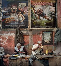 "Steve McCurry ""The Lives We Live"" du 5 décembre au 4 janvier 2014 – Marrakech"
