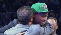 Congrats to James Young who was picked by the Boston Celtics with the 17th pick in the NBA Draft! He joins former UK star Rajon Rondo!