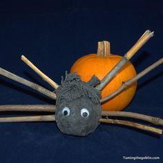 Taming the Goblin: Halloween Blog Hop