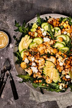 Salad Recipes For Dinner, Healthy Salad Recipes, Healthy Chicken Recipes, Veggie Recipes, Seafood Recipes, Appetizer Recipes, Beef Recipes, Vegetarian Recipes Dinner, Clean Eating