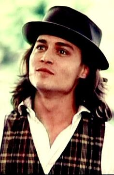 Johnny Depp in Benny and Joon