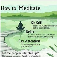 How to Meditate. Mindfulness and Meditation. Mindfulness Tips. Easy Meditation, Guided Meditation, Meditation Sounds, Meditation Symbols, Meditation Buddhism, Morning Meditation, Meditation Quotes, Qigong, How Do I Meditate