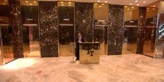 There is now a C-SPAN live feed broadcasting the Trump Tower lobby