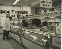 Italia supermercato - anni '60   #TuscanyAgriturismoGiratola