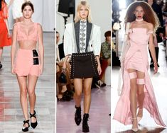 Fashion Trends We're Looking Forward to in 2018 - Micro Minis from InStyle.com